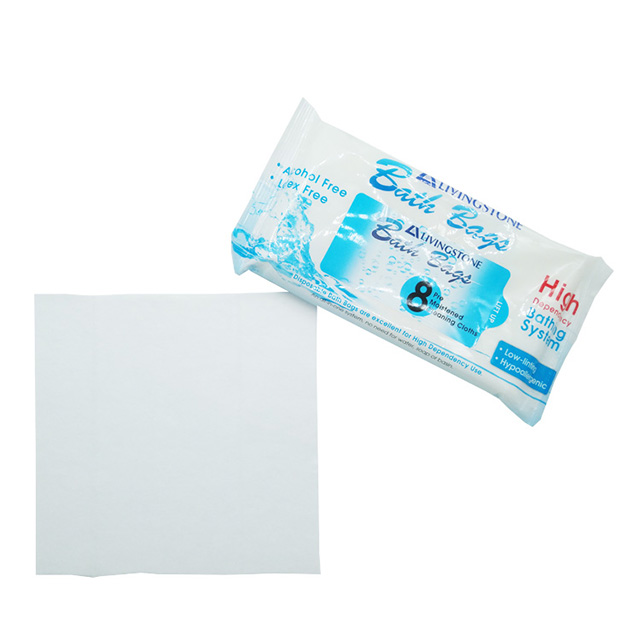 OEM Bath Bage Body Cleaning Wet Wipes