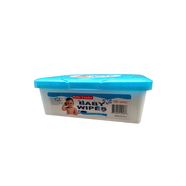 OEM Baby products China ISO 9001 certificated baby boxed wet wipes