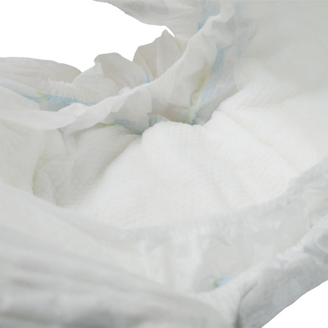 OEM Wholesale New Soft Breathable Baby Diaper