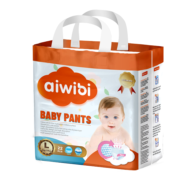Aiwibi Baby Pants manufacturer super absorbency top quality